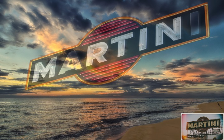 Martini beach